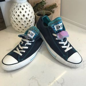 Converse All Star Multi Tongue Sneakers W10